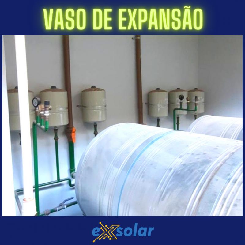 A IMPORTÂNCIA DO VASO DE EXPANSÃO