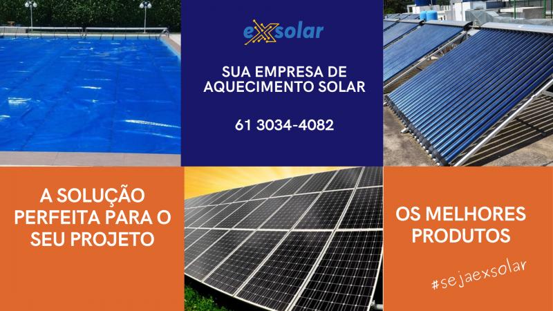 INSTALAÇÃO DOS COLETORES SOLARES DE BANHO